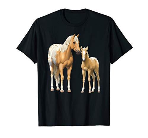 Palomino Horse T-Shirt - 5