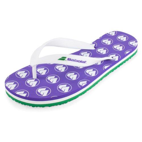 Babolat Flip Flop Wimbledon FS14 Lila