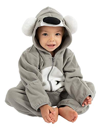 Costume For Family Of 3 (Cuddle Club Fleece Baby Bunting Bodysuit for Newborn to 4T - Infant Winter Jacket Coat Toddler Costume -)