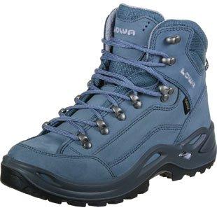 Grey da Stivali Escursionismo Renegade Blue Mid Uomo Lowa Alti GTX wq68IZWO