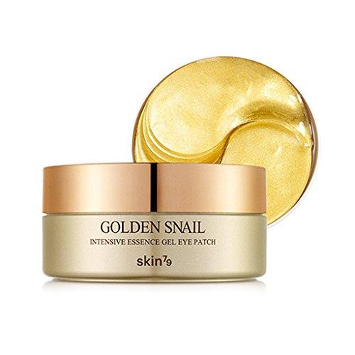 Eye Gel Essence - [SKIN79] Golden Snail Intensive Essence Gel Eye Patch 83g (30pairs) - Deep Moisture to Eye Areas, Anti Aging