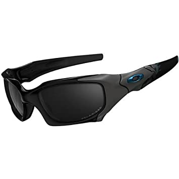 c909ee1779 Oakley Tron Pit Boss Men s Polarized Limited Editions Casual Wear  Sunglasses Eyewear - Color  Polished Black Black Iridium