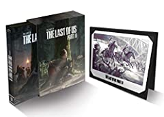 Follow Ellie's profound and harrowing journey of vengeance through an exhaustive collection of original art and intimate creator commentary in the full-color hardcover volume: The Art of The Last of Us Part II.Created in collaboration between...