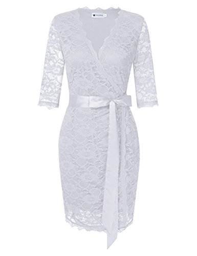 casual and elegant wedding dresses - 4