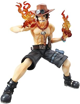 Portrait Of Pirates One Piece Luffy Strong Edition Figure / Statue: Monkey D