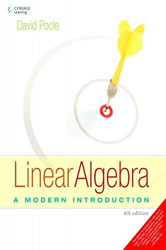 Download Linear Algebra: A Modern Introduction PDF