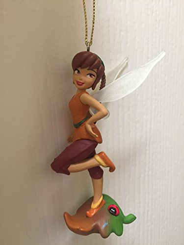 Disney Fairies Fawn 4'' PVC Figure Holiday Christmas Tree Ornament Figurine Doll Toy by Holiday Ornament (Image #1)