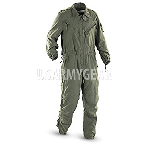 NEW Made in US Army Military OD Green CVC Combat Vehicles Crewman Coveralls (Small / Short)