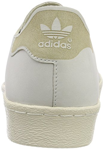 adidas Chaussures Ftwbla Marron Gymnastique 000 de 80s Superstar Ftwbla Decon Homme Blanc gqtOrwgR