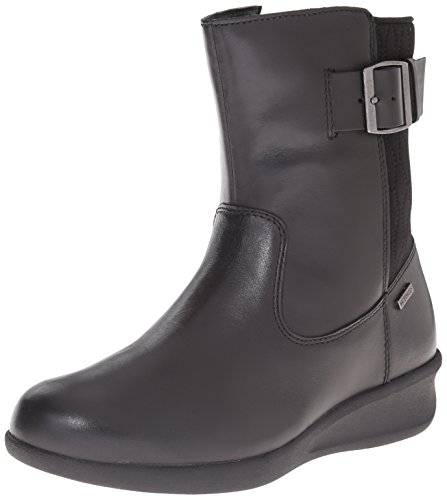 Aravon Women's Linda-AR Boot,Black,9 D US