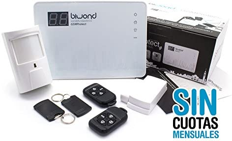 Biwond - Security Alarma gsm Protect