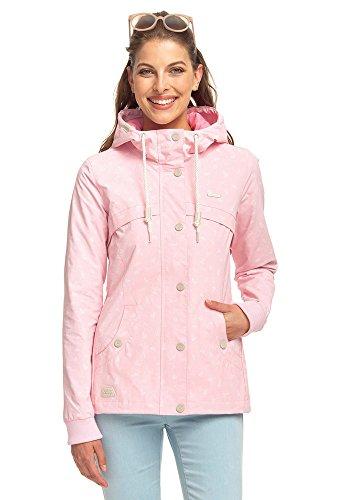 Ragwear Lightweight Charlene Women Jackets Pink Jacket EYwErq0