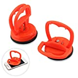 Heavy Duty Suction Cup Dent Puller - LCD Glass Screen Repair Tool for iPhone iPod MacBook Retina Air iMac (Suction Cup Pack 2)