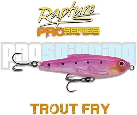 RAPTURE - TROUT FRY 40 - Señuelo pesca - Spinning (PS - Pink ...
