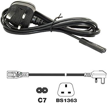 Nuevo 2 pin Cable de alimentación cable de alimentación para ...