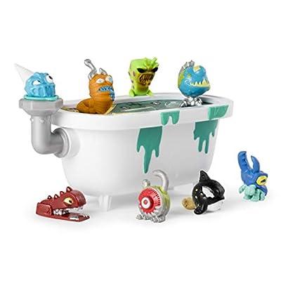 FLUSH FORCE Bizarre Bathroom 8 Pack – Season 2: Toys & Games