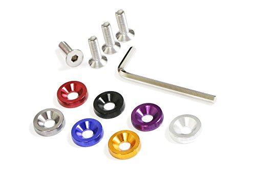 JDM Style Aluminum Washer/Bolts