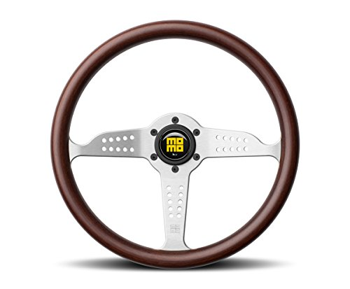 momo steering wheel wood - 4