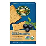 Natures Path Un-Frosted Blueberry Toaster Pastry 11 Oz (Pack of 12) - Pack Of 12