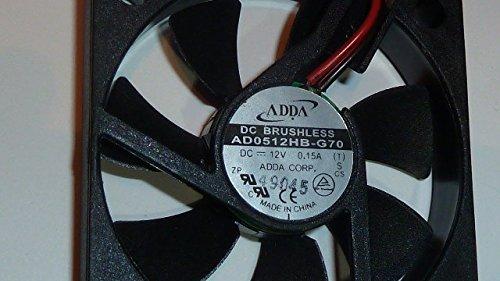 NEW Original ADDA Power dissipation fan AD0512HB-G70 12V 0.15A