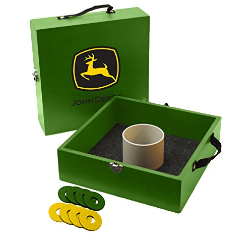 Wild Sports John Deere Washer Toss, Green by Wild Sports