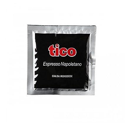 tico - confezione 150 cialde monodose caffè espresso napoletano ... - Tico Arredo Bagno