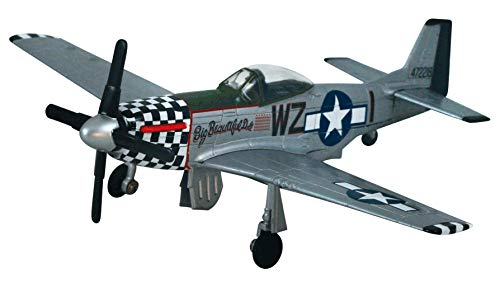 (Smithsonian Museum Replica Series P-51 Mustang - 1:48 Scale)