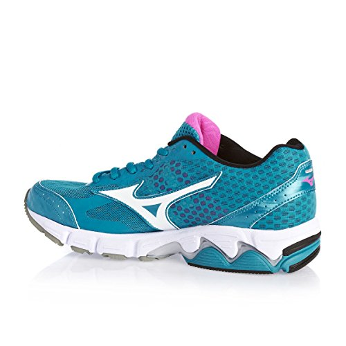 Wave Shoes Women's Connect Mizuno Blue Running vq0wqx