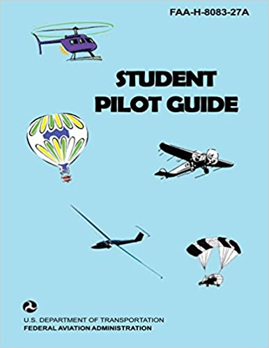 Book Student Pilot Guide: faa-h-8083-27a