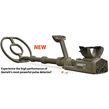 Garrett ATX Pulse Induction Military Grade Metal Detector