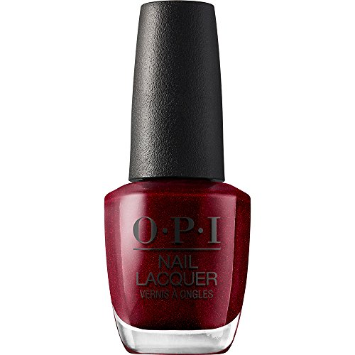 OPI Nail Lacquer, I'm Not Really a ()