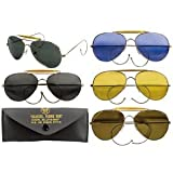 Rothco Aviator Air Force Style Sunglasses