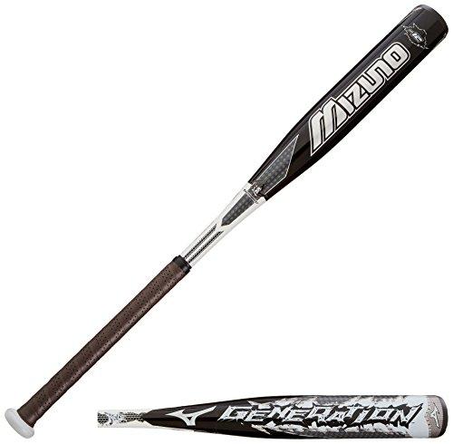 Mizuno Generation Little League Baseball Bat (-12), 31-Inch/19-Ounce