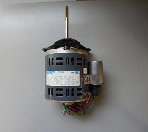 Agilent / HP 5890 Oven Motor Assembly 240V (PN: 05890-67030) ()