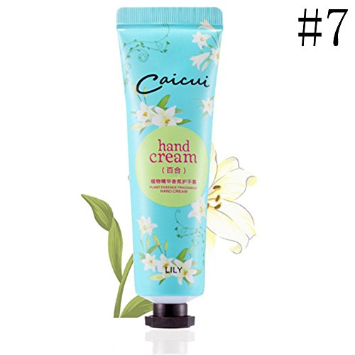 Gracefulvara Mini Cute Hand Lotions Nourishing Hand Feet Care Cream