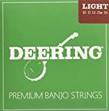 Greg Deering knows what makes a banjo sound great. He chose the gauges for our private label string sets to meet the demands required of any playing style. These banjo strings will work great for 5-string long neck banjos and 5-string parlor banjos a...