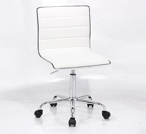 Height Adjustable Swivel Task Chair - 5