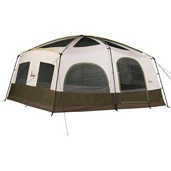 Amazon Com Slumberjack Grand Lodge 12 Person Tent