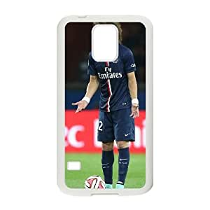 Samsung Galaxy S5 Phone Case White David Luiz WQ5RT7593737