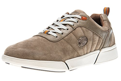 Mustang Hommes 4122-303-318 Baskets Taupe