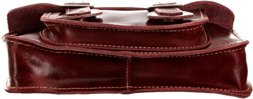 FLY London Annie - satchel Mujer Rojo