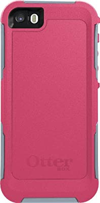 OtterBox Original Case 77-36355 for Apple iPhone 5/5S/SE (Preserver Series), Retail Packaging - Primrose (Pink/Gray) by OtterBox