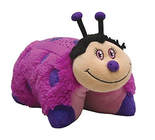 Dream Lites Pillow Pets - Hot Pink Lady Bug
