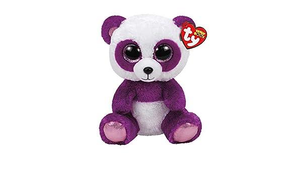Amazon.com: JEWH Ty Beanie Boos Elephant and Monkey Plush Doll Toys for Girl Rabbit Fox Cute Animal Owl Unicorn Cat Ladybug (Panda): Toys & Games