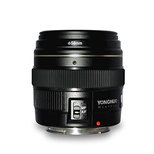 YONGNUO-YN100mm-F2-Medium-Telephoto-Prime-Lens-with-AF-MF-100mm-Fixed-Focal-Length-Aperture-F2F22-for-Canon-EOS-Rebel-Cameras