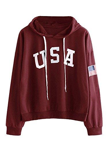Usa Sweatshirt - 7