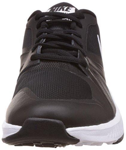 Nike Air Epic Speed TR, Scarpe Sportive Uomo Nero / Bianco / Grigio (Nero / Bianco-grigio Scuro)