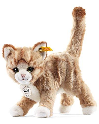 Steiff Mizzy Tabby Cat Steiff Cat