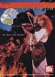- Mel Bay Gypsy Violin (Book/CD)