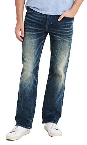 American Eagle Mens 4422992 Ne(X) t Level Original Bootcut Jean, Tinted Medium (33x30)